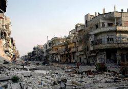 Paz e esperança à Síria