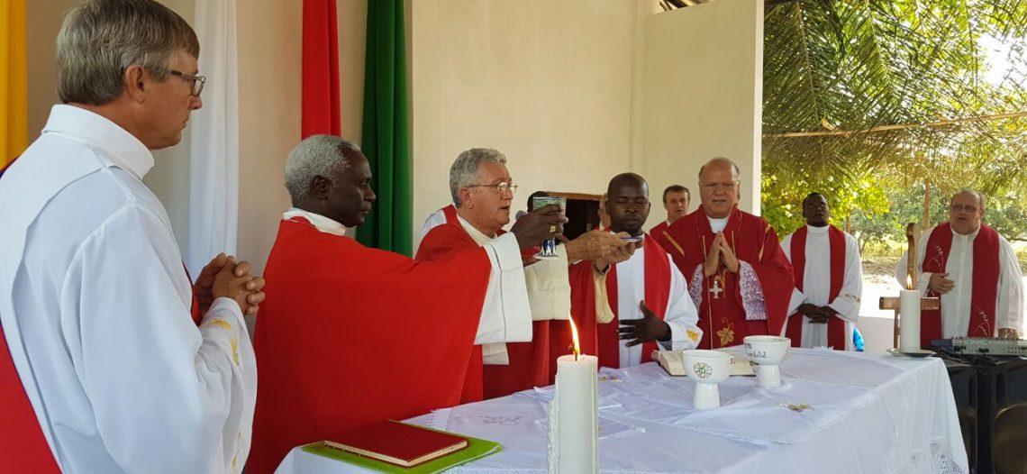 Regional Sul 2 inaugura Missão em Guiné Bissau