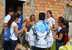 Juventude que é missionária está com os pobres!