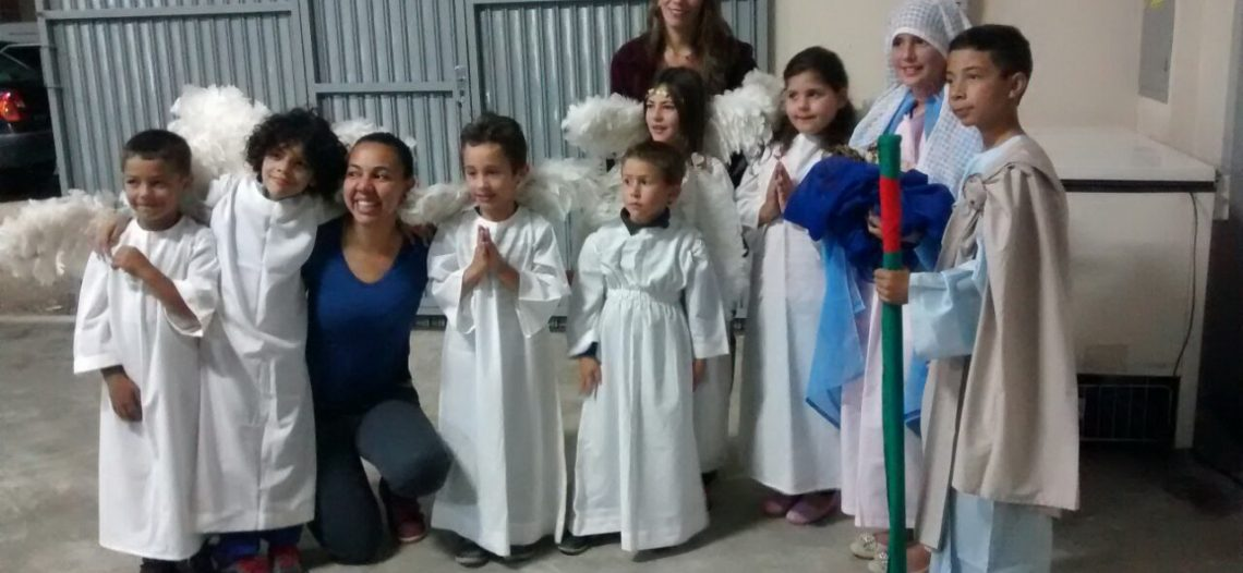 IAM participa de Cantata de Natal no Paraná