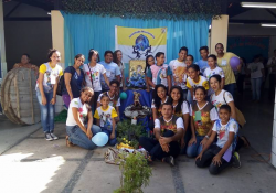 Juventude Missionária realiza missão permanente