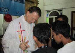 Faleceu o superior Geral dos Missionários Xaverianos