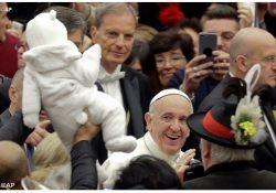 """Papa: """"só a esperança cristã não desilude"""""""