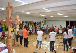 Celebrando 10 anos da Juventude Missionária