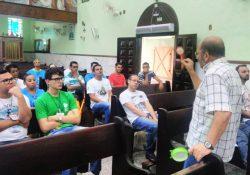 Seminaristas realizam Semana Missionária