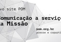 POM lançam novo site