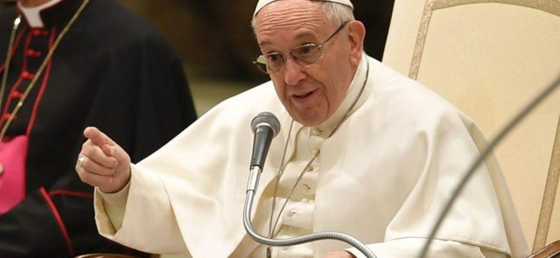 Papa: depositar a esperança em Deus, não nos falsos ídolos