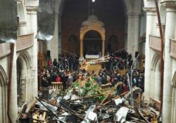 Síria: missa de Natal em catedral destruída pela guerra