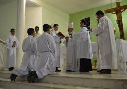 Seminaristas de Aparecida são enviados para Santarém