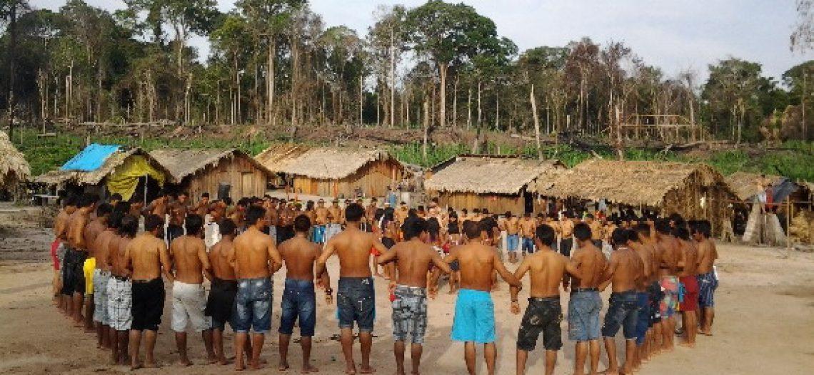 Autonomia ao povo Ka'apor e contra a criminalização de seus aliados