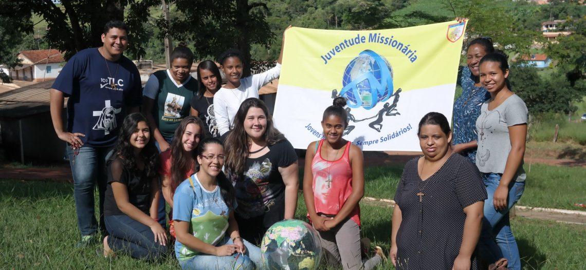 Na diocese de Campanha (MG), Missão envolve jovens e crianças