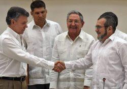 Colômbia: retomados os diálogos de paz