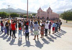 Juventude Missionária realiza missão no sertão cearense