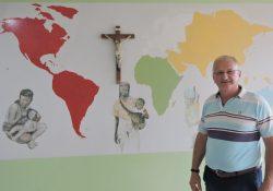Padre Jaime Gusberti assume a direção do Centro Cultural Missionário