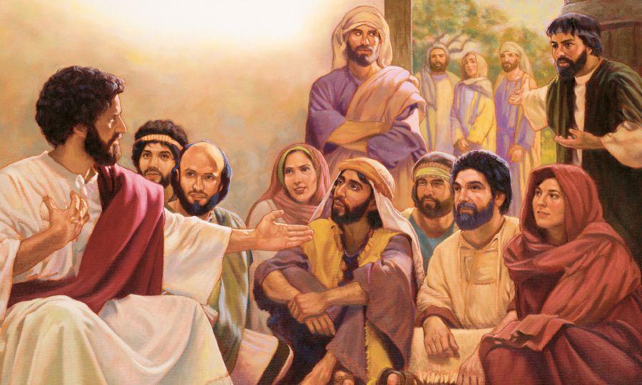 Jesus discipulos