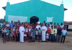 Seminaristas de Bom Jesus da Lapa realizaram missão de férias
