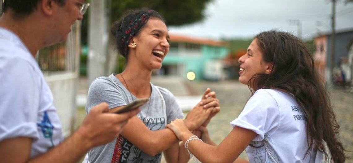 Jovens relatam experiência da missão no Sertão do Ceará