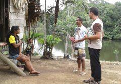 Missão no coração da Amazônia