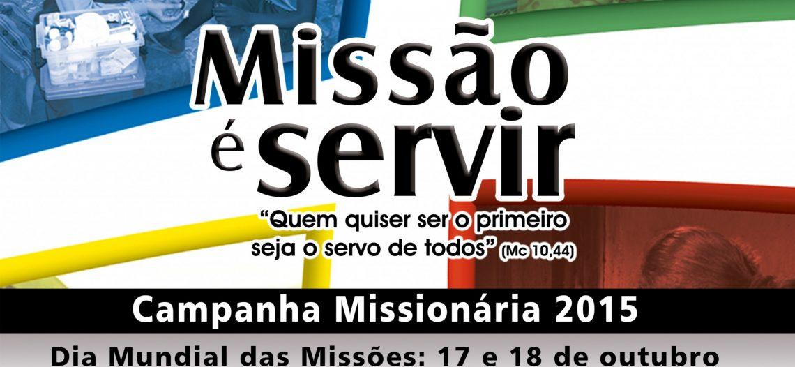 Campanha Missionária 2015