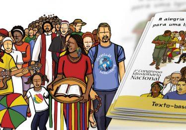Texto-base do 4º Congresso Missionário Nacional disponível para estudo