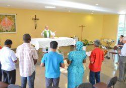 Missionários estrangeiros começam curso de iniciação à missão
