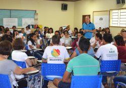 Diocese de Ji-Paraná (RO) reúne catequistas e assessores da IAM