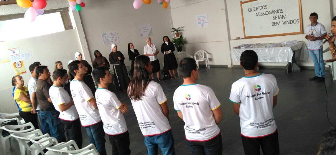 Seminaristas de Mariana (MG) realizam Missão Sobriedade
