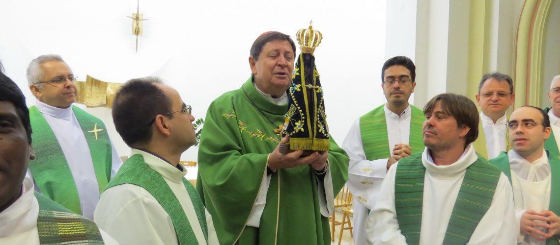 Brasileiros em Roma iniciam o Ano Nacional Mariano