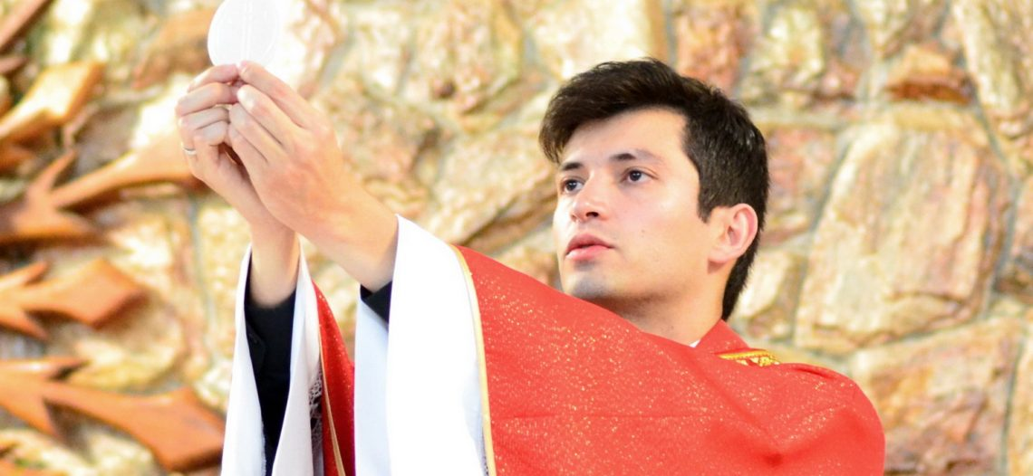 Padre André Ricardo fala sobre sua nova missão na Amazônia