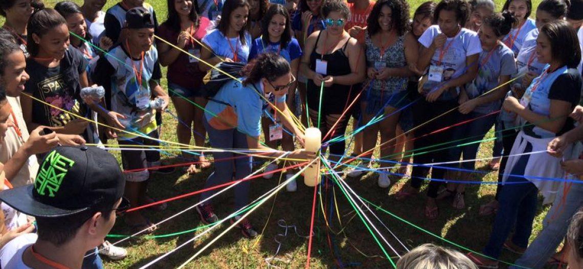 Acampamento Missionário anima jovens da arquidiocese de Brasília (DF)