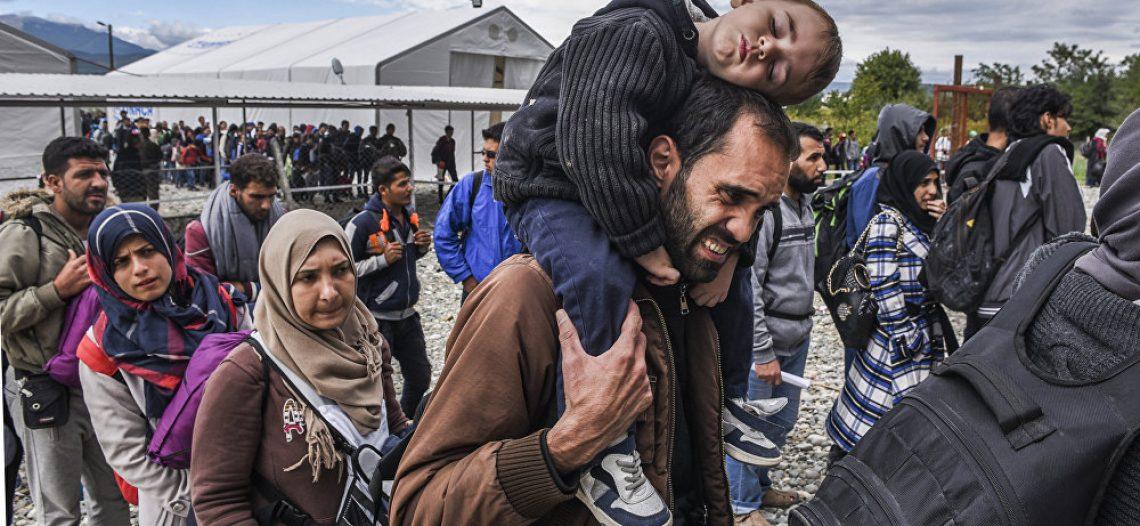 Quatro verbos em favor dos migrantes