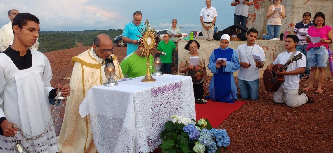 Arquidiocese de Palmas (TO) realiza Hora Santa Ecológica