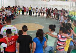"""Ação missionária das crianças e adolescentes em uma """"Igreja em saída"""""""