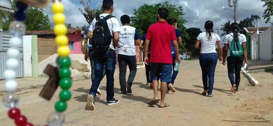 Juventude Missionária de Pureza (RN) celebra cinco anos de caminhada
