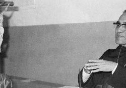 Memória dos mártires recorda dom Oscar Romero