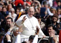 Quinto ano do início solene do Pontificado de Francisco