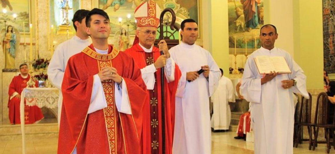 """""""A nossa diocese é pequena mas tem o coração grande para partilhar um padre"""", diz bispo"""