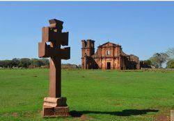As reduções jesuíticas unem Argentina, Brasil e Paraguai
