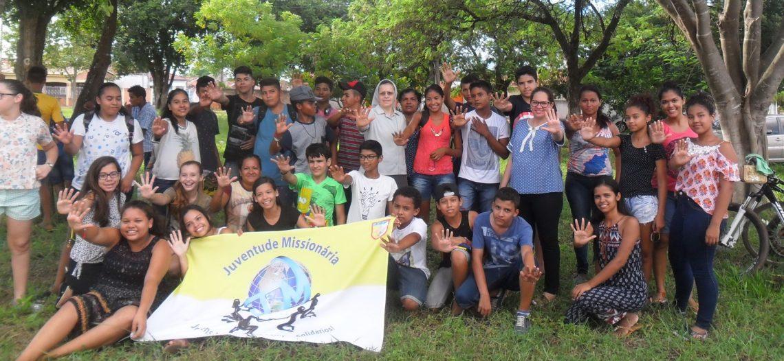 Juventude Missionária na diocese de Cáceres aposta na formação