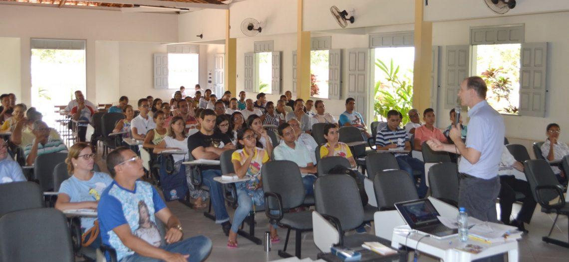 Diocese de Estância no Sergipe intensifica formação missionária