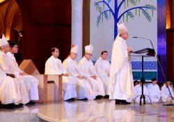 Peregrinação Estadual reúne mais de 700 seminaristas em Aparecida