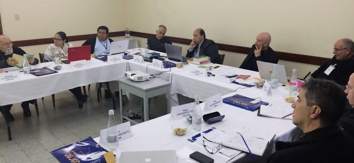 CELAM reúne grupo de trabalho para elaborar manual de missiologia