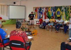 Juventude Missionária planeja ações para o próximo triênio