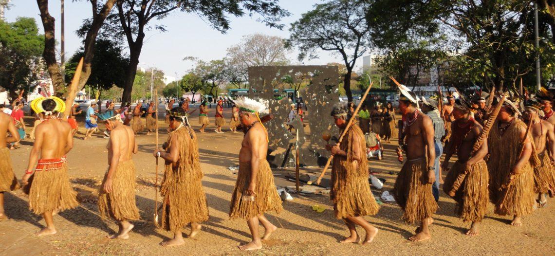 Ato fará memória dos 20 anos do assassinato do indígena Galdino