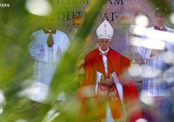 Domingo de Ramos: Jesus está presente nos que padecem tribulações como Ele
