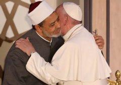 Papa no Egito: somos chamados a caminhar juntos