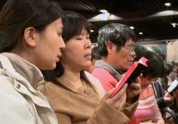 O mundo reza em união especial com a Igreja na China
