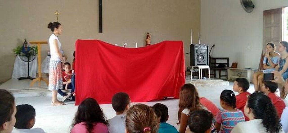 IAM realiza ação missionária na diocese de Mossoró (RN)