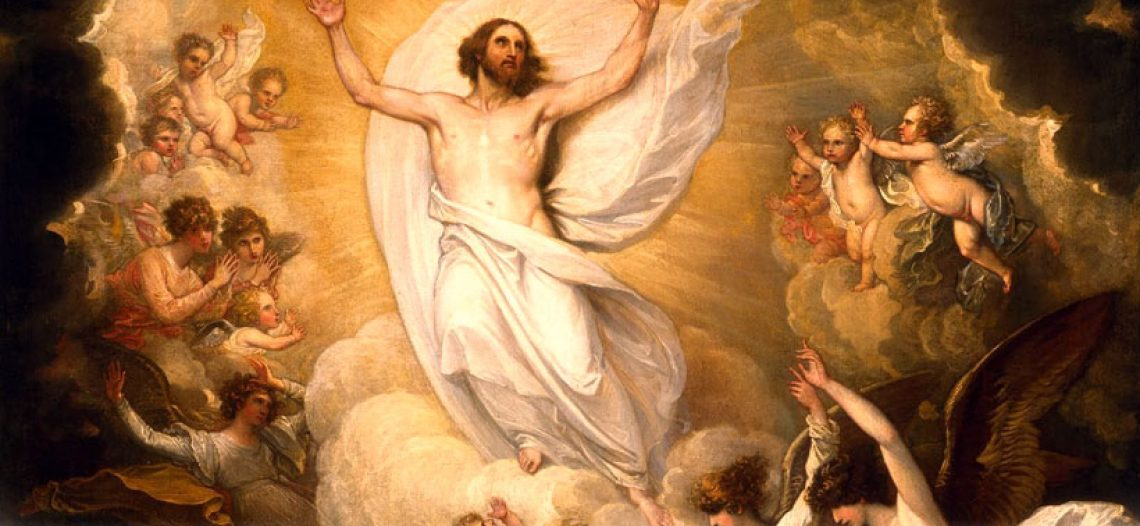 """Ascensão do Senhor: """"continuar a missão de Jesus"""""""