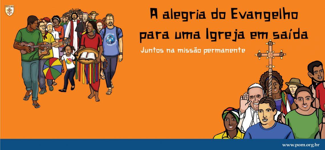 Direção das POM divulga tema e cartaz da Campanha Missionária 2017